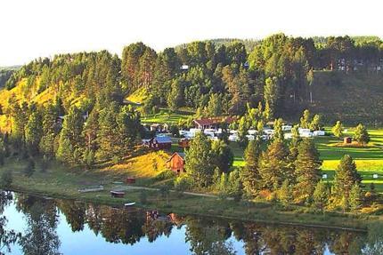 Ramsele Camping & bad