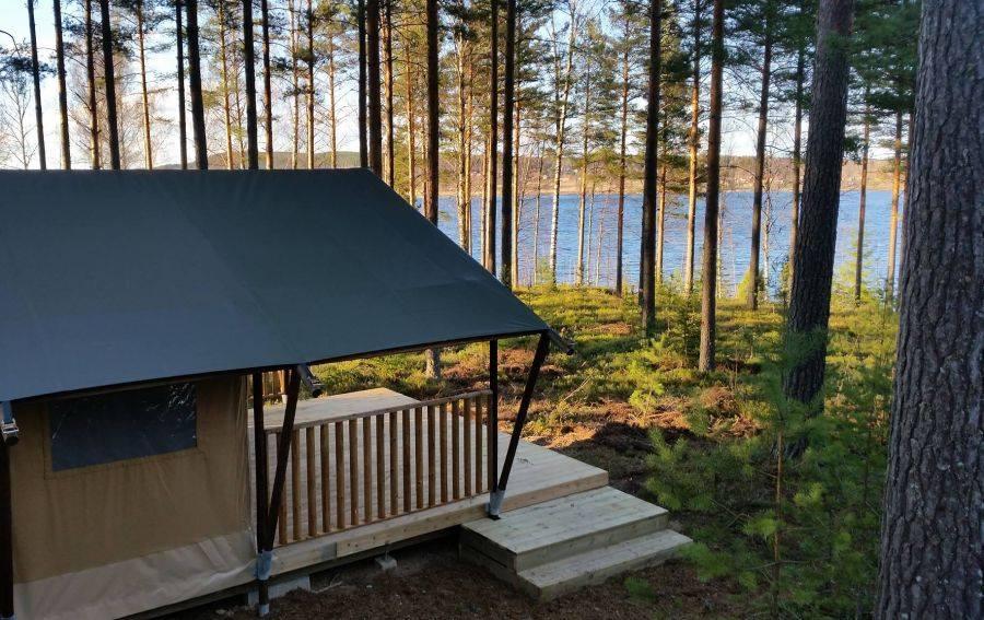 Råda Camping, Stugor & Outdoor