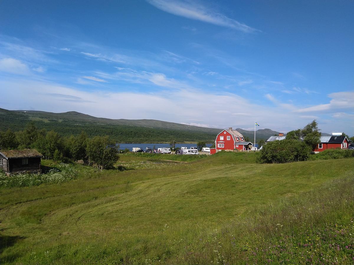 Fjällnäs Camping & Lodges